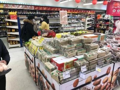莫慌张别抢购!记者走访:江西市场供应正常,米面油菜肉量足价稳