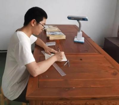 八都崽人王志雄考上清华啦!他分享了一份学习秘笈请各位家长查收!