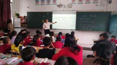 勇于跨越,追求卓越——吉水思源实验学校举行教师优课大赛