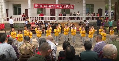 枫江镇乡贤联谊会开展公益活动