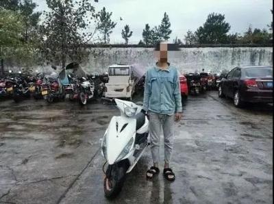 """骑""""鬼火""""摩托车的女孩哪儿去了?"""