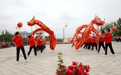 """吉水县倡导国庆新民俗新时代文明实践活动""""异彩纷呈"""""""