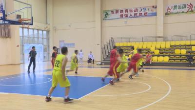 """2020年""""邮储杯""""全市政协机关篮球赛在吉水县开赛"""