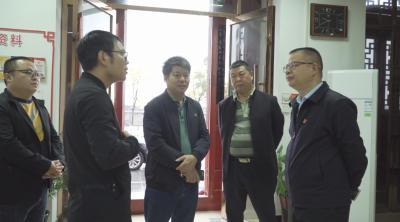 县委副书记、县长段恩雄深入文峰镇调研指导工作
