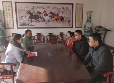 县教育局走访慰问吉水三中病困教职工