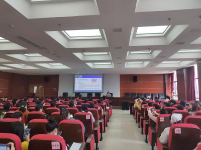 吉水县卫健委举办新冠病毒疫苗接种人员上岗培训班