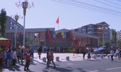 """吉水县各部门联动为高考""""保驾护航"""""""