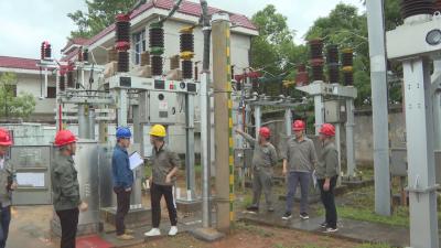【我为群众办实事】 供电更可靠!吉水县35千伏变电站 全部实现双电源不间断供电