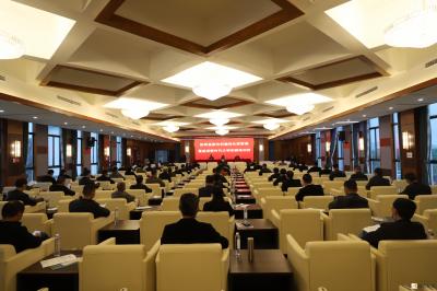 彭泽县举行新农村建设长效管理暨基层新时代文明实践培训班