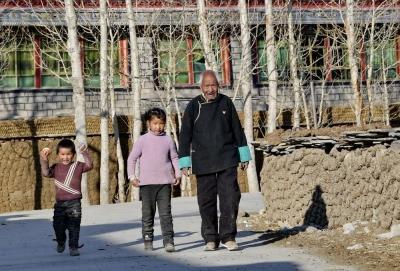 苦难和新生——西藏翻身农奴影像档案:达国杰