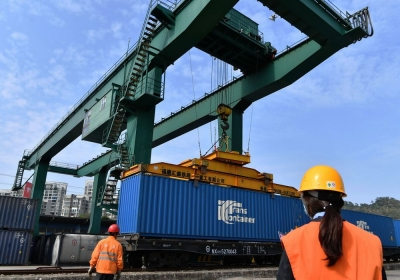 厦门:中欧班列为经济发展添力助威