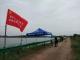 西源乡:党员的旗帜在抗洪一线高高飘扬