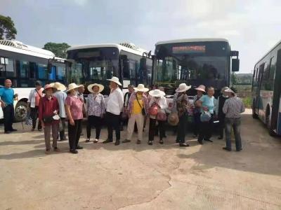 【我为群众办实事】都昌公交公司:听取民意设置线路 方便群众出行