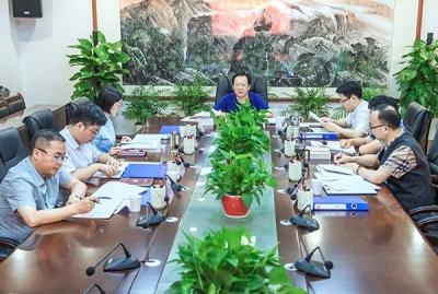 浔阳区政府党组第五次会议