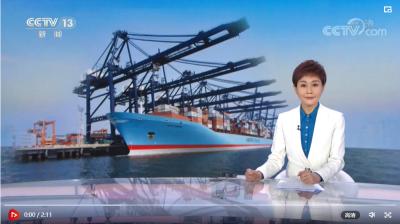 我国船厂新承接船舶订单同比增长182.1% 在国际市场份额中占比达53.3%