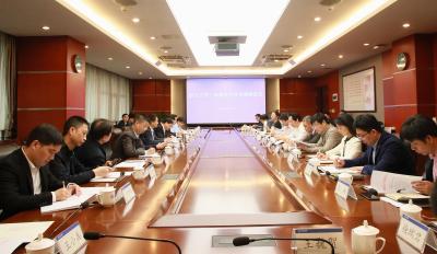 泰和县与浙江大学举行合作交流座谈会