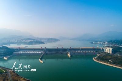 三峡水库2020年175米试验性蓄水进入最后冲刺