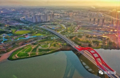 赣州蓉江新区:奋力打造城市高质量发展新样板!