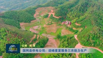 国网县供电公司:迎峰度夏服务三农助力生产
