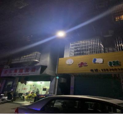 """【我为群众办实事】1400多盏路灯""""照亮""""群众回家路"""