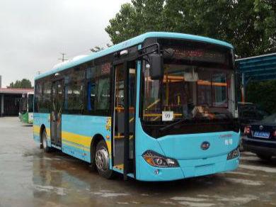 南昌5条公交线路恢复运营 6路公交车站点有调整